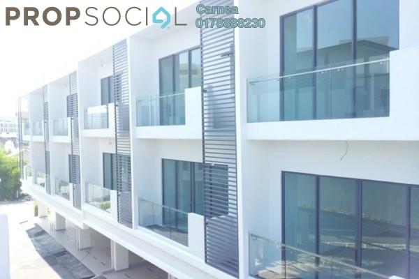 For Sale Terrace at D'Residency, Bandar Utama Leasehold Semi Furnished 5R/4B 1.25m