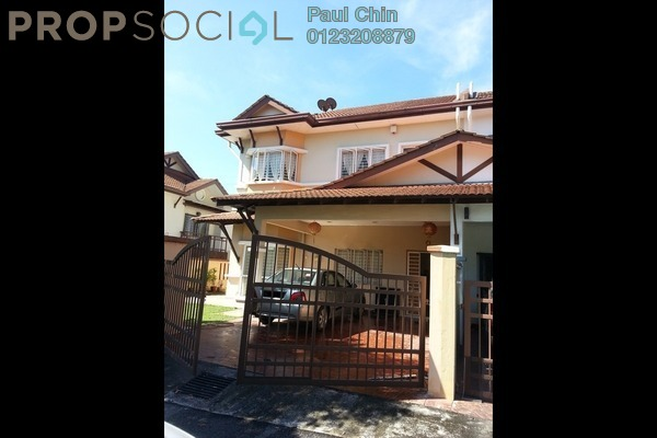 For Sale Semi-Detached at Seri Aman Heights, Sungai Buloh Freehold Semi Furnished 5R/3B 995k