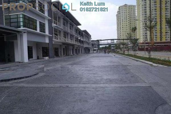 For Rent Shop at Plaza Crystalville, Setapak Leasehold Unfurnished 1R/1B 4.5k