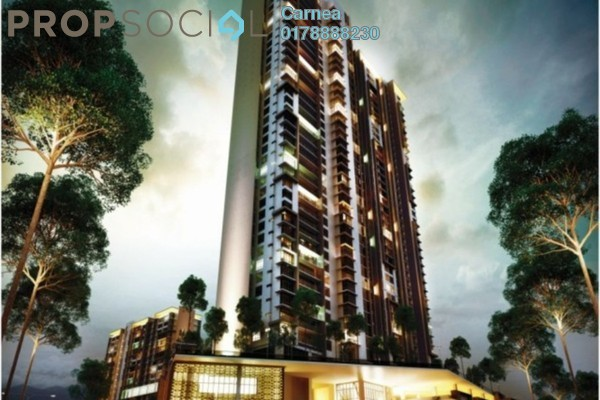 For Sale Serviced Residence at Tropicana Avenue, Tropicana Leasehold Fully Furnished 1R/1B 620k