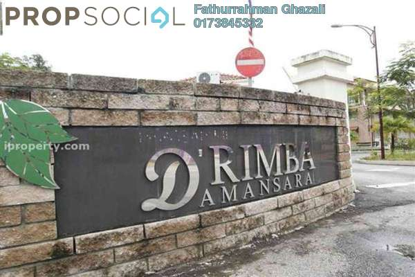 For Sale Condominium at D'Rimba, Kota Damansara Leasehold Unfurnished 3R/2B 480k