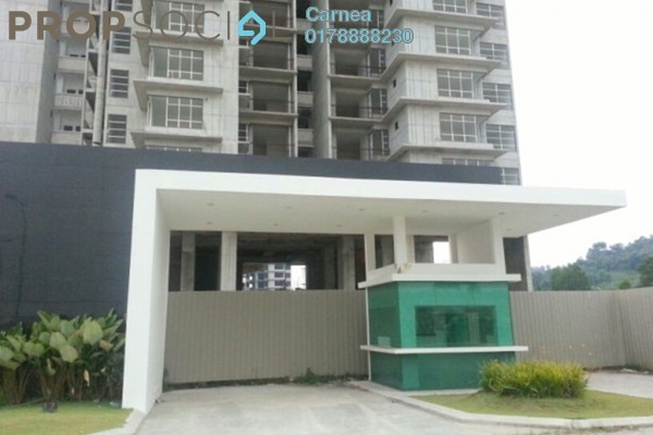 For Sale Serviced Residence at The Horizon Residences, KLCC Freehold Semi Furnished 2R/2B 1.4m