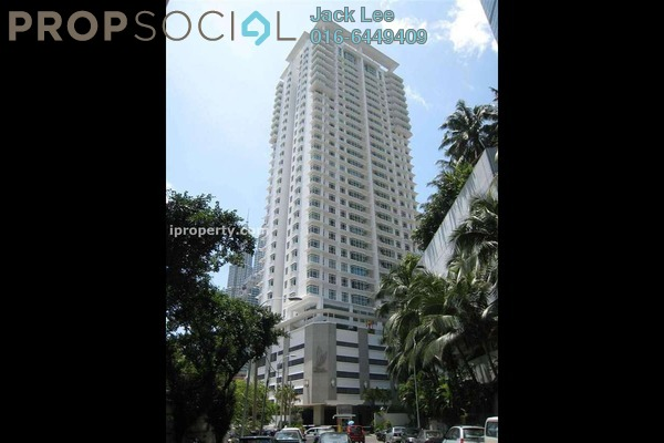 For Rent Condominium at Binjai Residency, KLCC Freehold Fully Furnished 4R/3B 9.5千