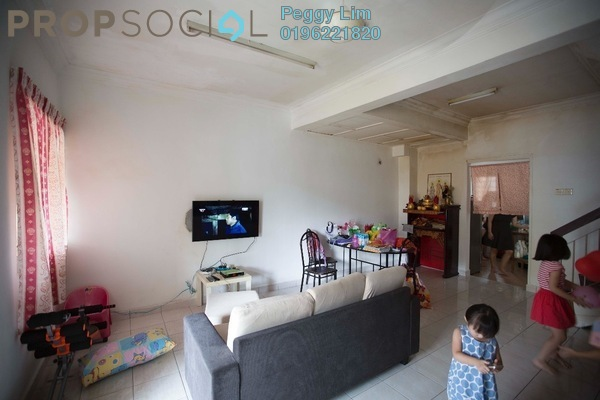 For Sale Terrace at PU9, Bandar Puchong Utama Freehold Unfurnished 4R/3B 460k