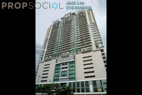 For Rent Condominium at Saville Residence, Old Klang Road Freehold Fully Furnished 3R/2B 2.5千