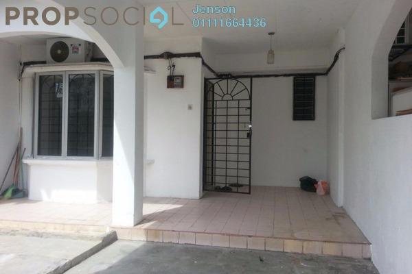 For Sale Terrace at USJ 13, UEP Subang Jaya Freehold Unfurnished 3R/2B 570k