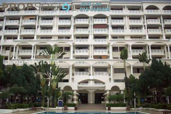 For Rent Condominium at Tivoli Villas, Bangsar Freehold Fully Furnished 2R/1B 2.3k