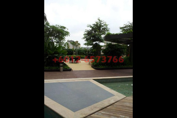For Sale Condominium at Setia Sky Residences, KLCC Freehold Fully Furnished 2R/1B 1.4m