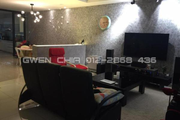 For Sale Terrace at Ambang Botanic 2, Klang Freehold Semi Furnished 4R/4B 1.1m