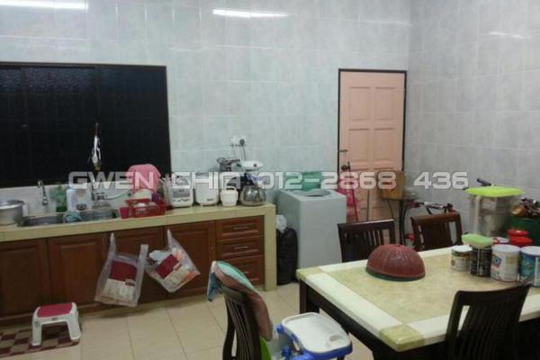For Sale Terrace at Taman Klang Utama, Klang Freehold Semi Furnished 3R/3B 425k