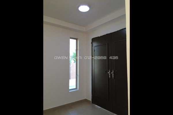 For Sale Semi-Detached at Bandar Parklands, Klang Freehold Semi Furnished 5R/4B 1.2m