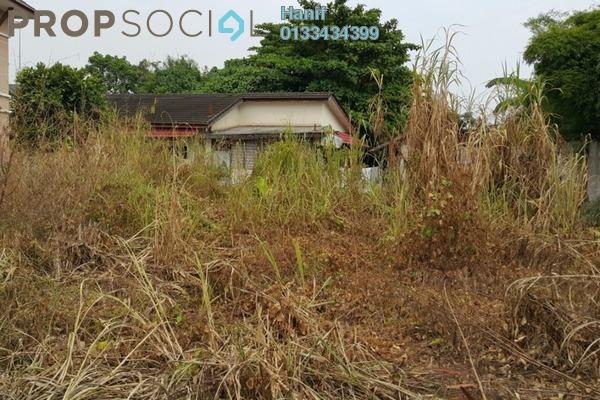 For Sale Land at Taman Ayer Panas, Setapak Leasehold Unfurnished 0R/0B 680k