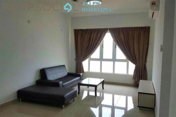For Rent Serviced Residence at Tropez Residences, Danga Bay Freehold Fully Furnished 2R/2B 2.2k