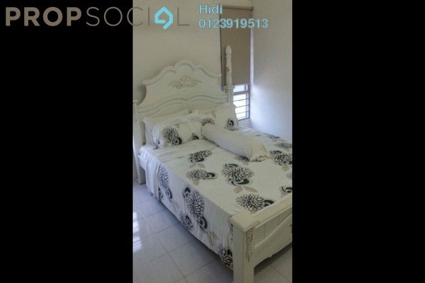 For Rent Apartment at Villa Tropika Apartment, Bangi Freehold Fully Furnished 3R/2B 1.5k