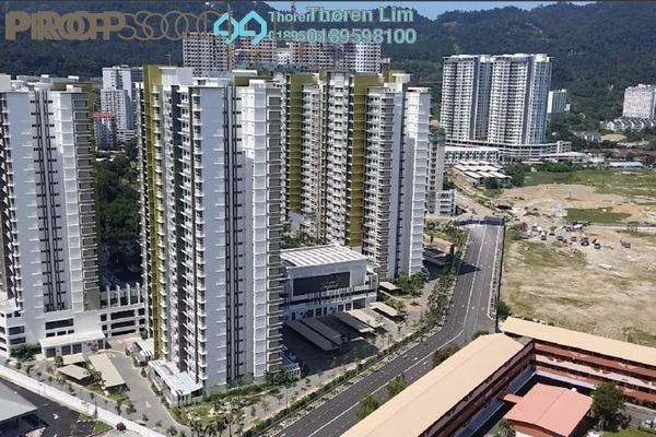For Sale Condominium at One Imperial, Sungai Ara Freehold Unfurnished 3R/2B 599k