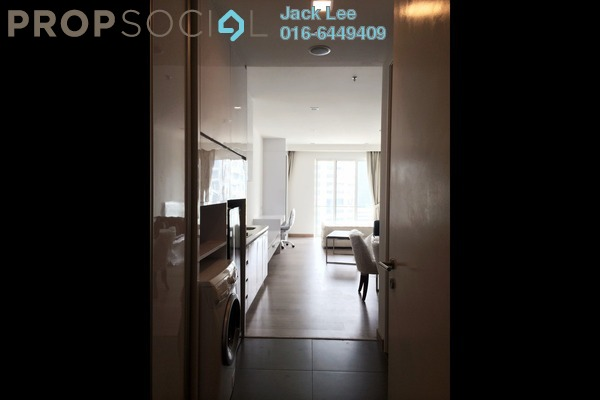 For Sale Condominium at One Residency, Bukit Ceylon Freehold Fully Furnished 2R/2B 1.31m