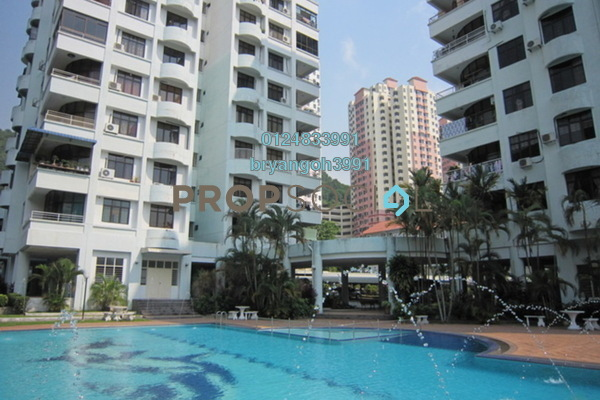 For Rent Condominium at Flamingo Series, Green Lane Freehold Unfurnished 3R/2B 1.2k