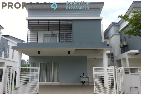 For Sale Bungalow at Puteri 12, Bandar Puteri Puchong Freehold Semi Furnished 7R/7B 6m