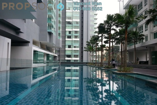 For Rent Condominium at Verticas Residensi, Bukit Ceylon Freehold Fully Furnished 3R/3B 9k