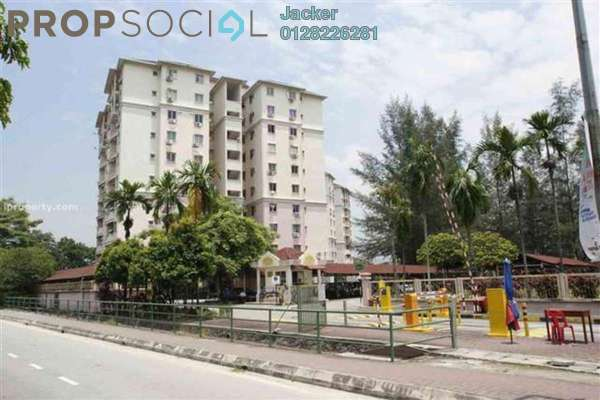 For Rent Condominium at Pandan Puteri, Pandan Indah Leasehold Semi Furnished 3R/2B 1.45k