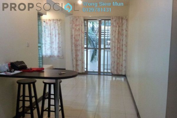 For Sale Condominium at Ritze Perdana 1, Damansara Perdana Leasehold Semi Furnished 1R/1B 310k