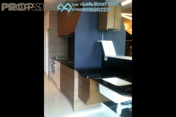 For Sale Condominium at VERVE Suites, Mont Kiara Freehold Fully Furnished 1R/1B 660k