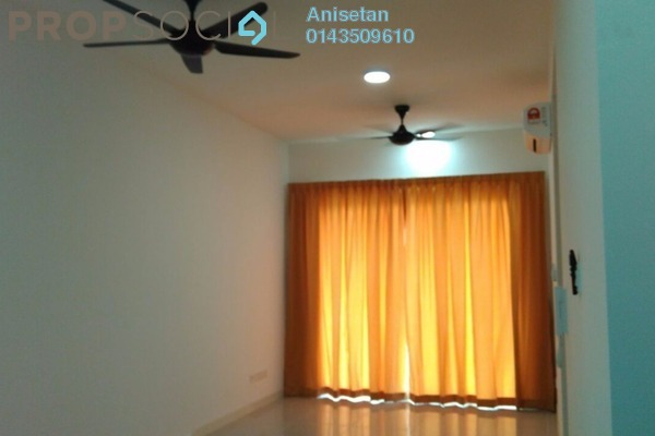 For Rent Condominium at Desa Green Serviced Apartment, Taman Desa Freehold Semi Furnished 2R/2B 1.7k