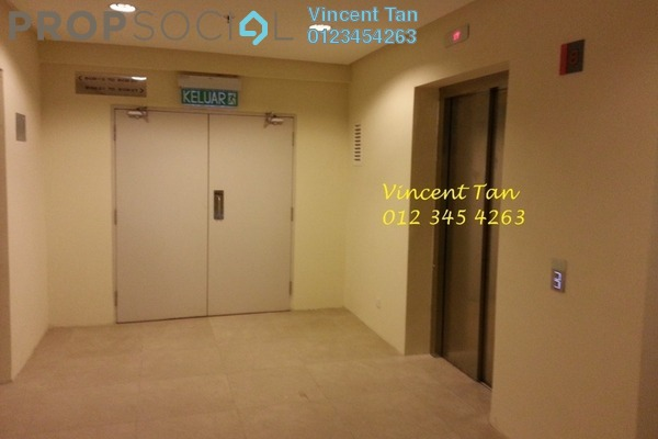 For Rent Condominium at Suria Jelutong, Bukit Jelutong Freehold Semi Furnished 1R/1B 1k