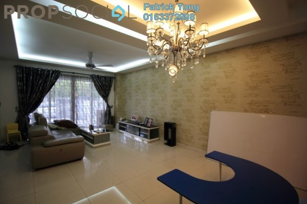For Sale Terrace at Taman Putra Prima Commercial Square, Taman Putra Prima Freehold Semi Furnished 5R/4B 980k