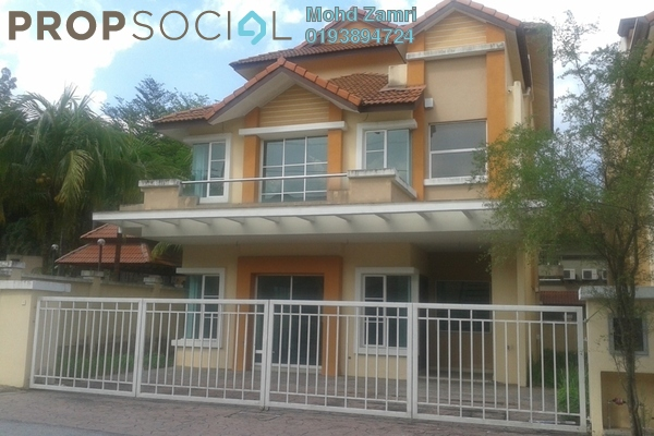 For Sale Bungalow at Perdana Residence 2, Selayang Freehold Unfurnished 8R/7B 2m