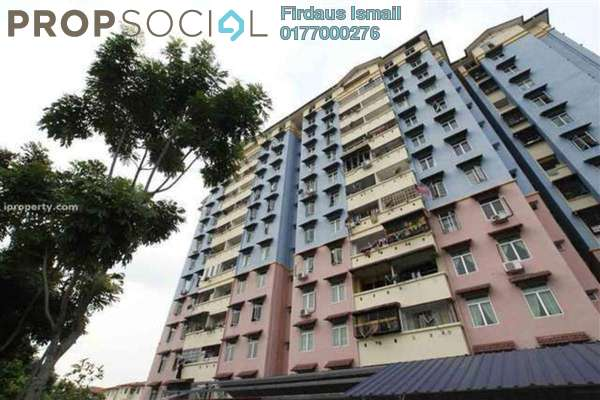 For Sale Apartment at Cheras Utama Apartment, Cheras South Leasehold Unfurnished 3R/2B 255k