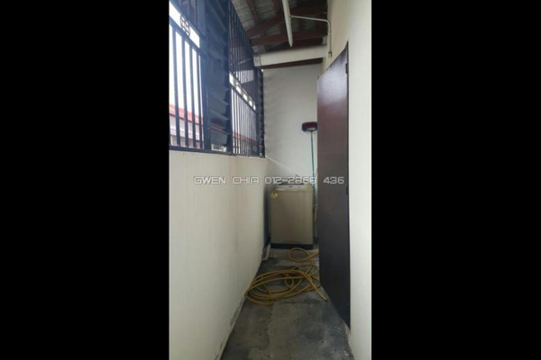 For Sale Terrace at Taman Sentosa, Klang Freehold Semi Furnished 4R/3B 460k
