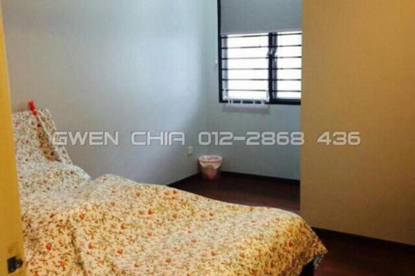 For Sale Terrace at Indah Residences, Kota Kemuning Freehold Fully Furnished 5R/4B 850k