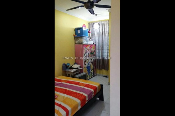 For Sale Terrace at Bandar Puteri Klang, Klang Freehold Semi Furnished 4R/3B 590k