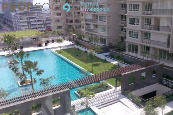 For Rent Condominium at Kiaraville, Mont Kiara Freehold Fully Furnished 4R/4B 11k