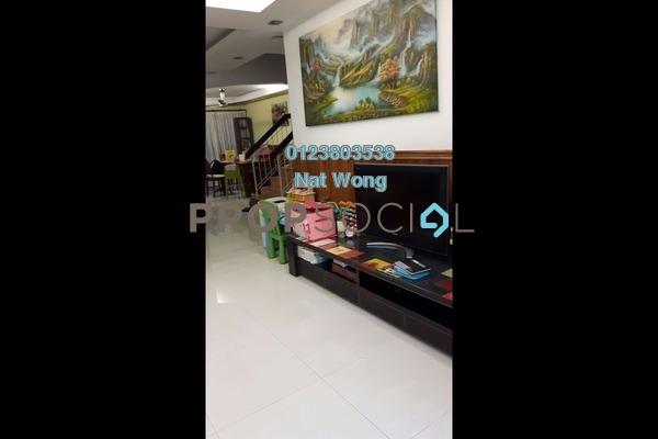For Sale Terrace at BU4, Bandar Utama Freehold Semi Furnished 3R/2B 1.4m