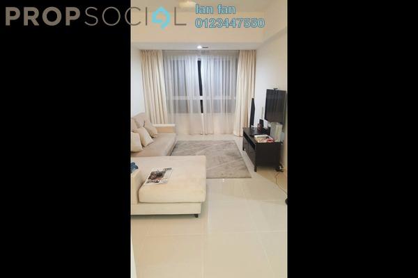 For Sale Condominium at Tiffani Kiara, Mont Kiara Freehold Fully Furnished 2R/2B 1.15m