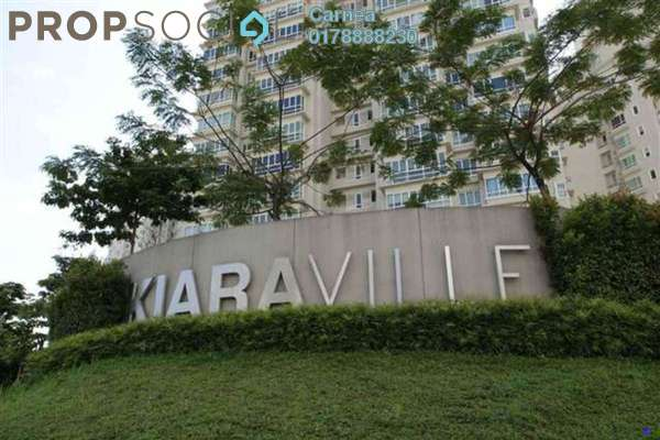 For Sale Condominium at Kiaraville, Mont Kiara Freehold Fully Furnished 3R/3B 1.59m