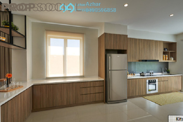 For Sale Terrace at Cybersouth, Dengkil Leasehold Unfurnished 4R/4B 742k