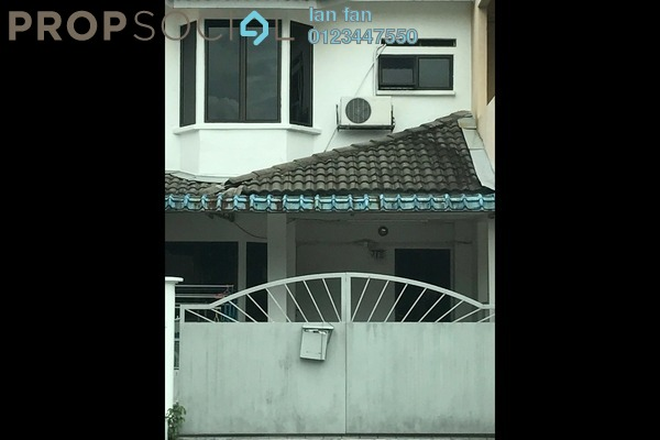 For Sale Terrace at Taman Bukit Mayang Emas, Kelana Jaya Freehold Semi Furnished 4R/3B 780k