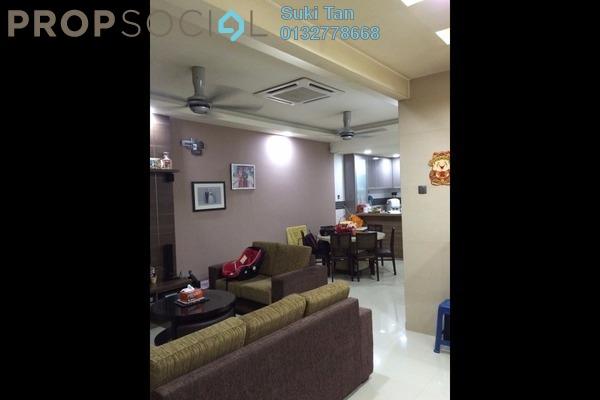 For Sale Terrace at Taman Selayang Jaya, Selayang Freehold Semi Furnished 3R/2B 668k