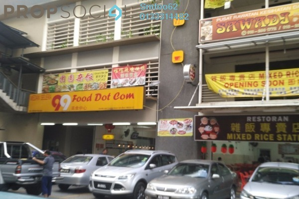 For Rent Shop at Plaza Crystalville, Setapak Leasehold Unfurnished 0R/0B 16k