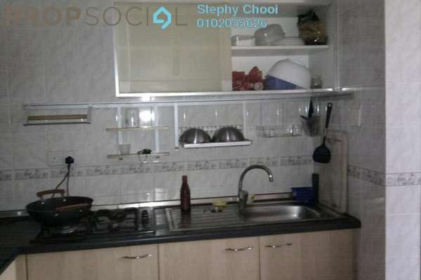 For Sale Condominium at Puteri Palma 1 @ IOI Resort City, Putrajaya Freehold Fully Furnished 3R/2B 660k