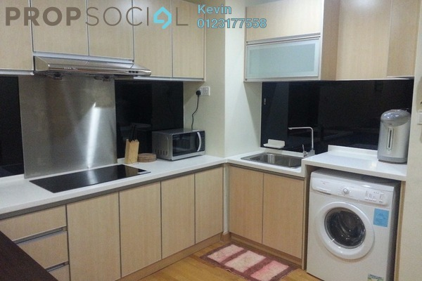 For Sale Condominium at Dua Sentral, Brickfields Freehold Fully Furnished 1R/1B 675k