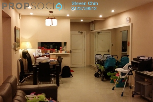 For Sale Condominium at Opal Damansara, Sunway Damansara Leasehold Semi Furnished 3R/2B 750k