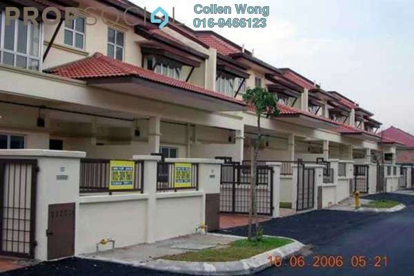 For Sale Terrace at Taman Prima Tropika, Bandar Putra Permai Leasehold Semi Furnished 3R/3B 810k