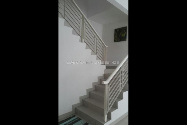 For Sale Semi-Detached at Setia Damai, Setia Alam Freehold Semi Furnished 5R/4B 1.25m