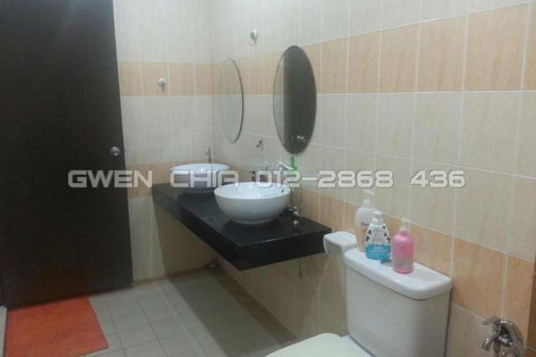 For Sale Semi-Detached at Taman Aman Perdana, Meru Freehold Semi Furnished 4R/3B 895k