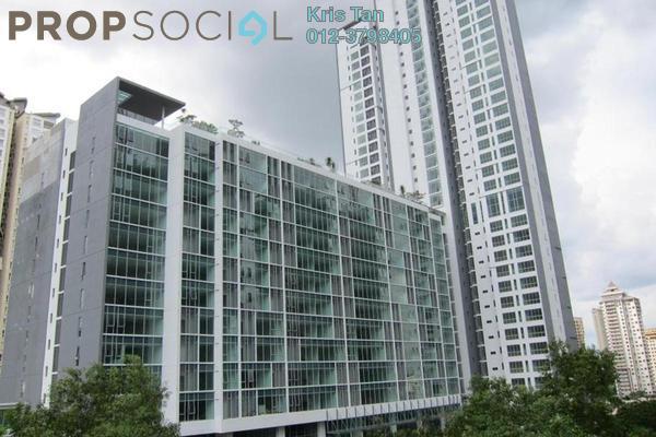 For Sale Condominium at Gateway Kiaramas, Mont Kiara Freehold Fully Furnished 1R/1B 745k