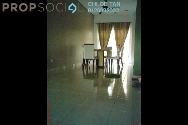 For Sale Terrace at Pesona Apartment, Seberang Jaya Freehold Semi Furnished 5R/4B 770k